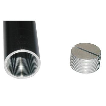Aluminum Tube & Thread Plug