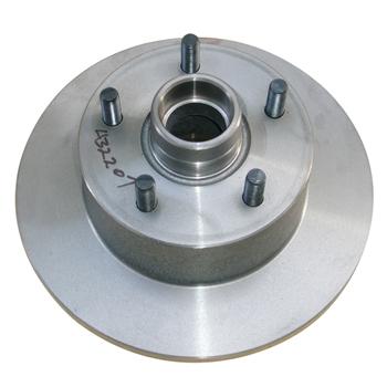 Ford Rotor - Plain